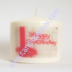 Birthday Candles Personalized
