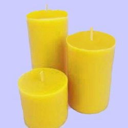 bees-pillar-candles