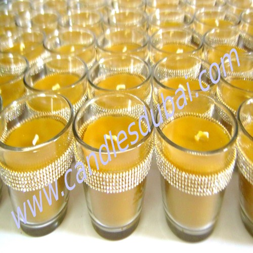 BEESWAX PARTY CANDLES