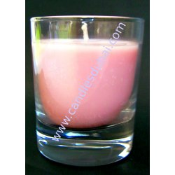 COLOR CONTAINER SCENTED - UNSCENTED SPA CANDLES