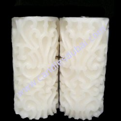 Decorative Pillar Candles