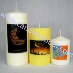 Ramadan Candles