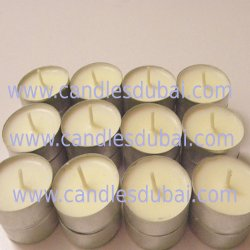 Tea Light Scented Candles
